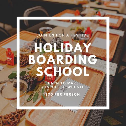 Boarding School - Jax - November 30