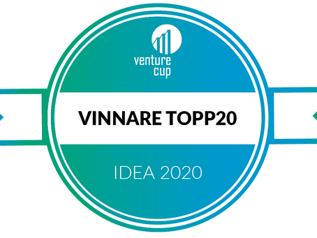 Momentus vinnare i Venture Cup IDEA 2020, Region Öst