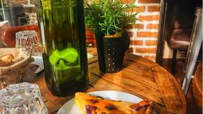 Un déjeuner à La Table Verte!!