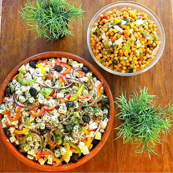 Nos salades composées