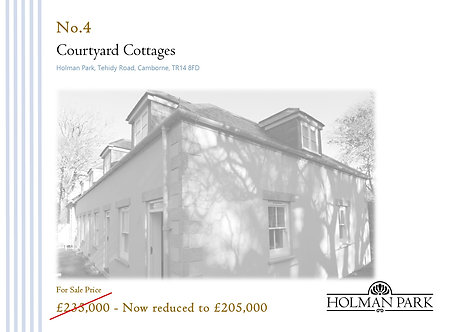 4 Courtyard Cottages