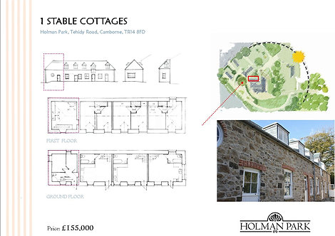 1 Stable Cottages