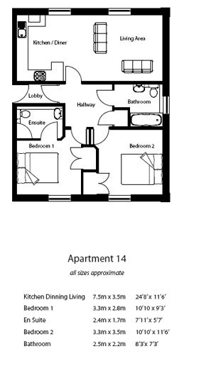 Apartment 4, Tree House