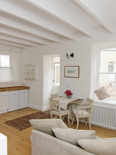 Living room No.3 Stable Cottages
