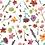 Thumbnail: Flora White Leggings