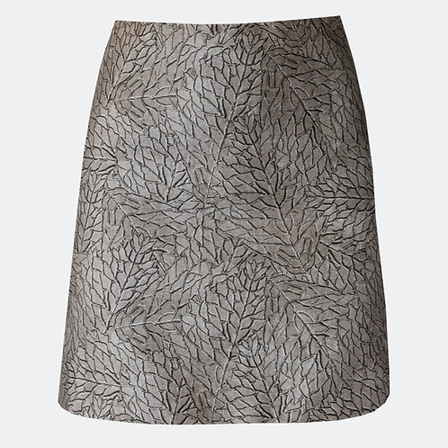 Seasons Platinum Skirt A-Line