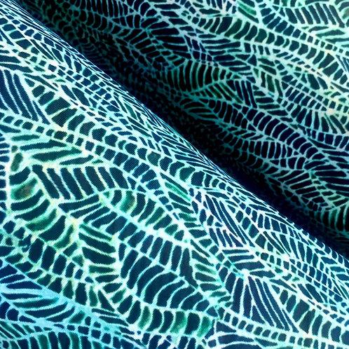 Aurora Green Black Legging
