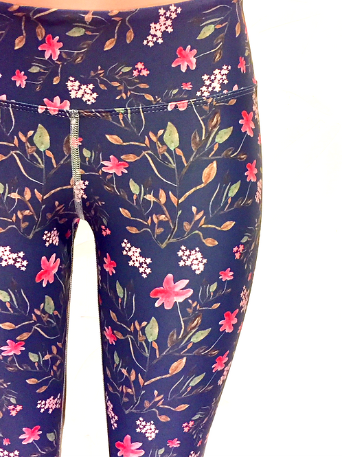 Botanicals Steel Leggings