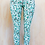 Thumbnail: Sixties Mineral Green Leggings