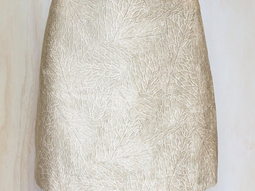 Seasons Ivory White A-line Skirt