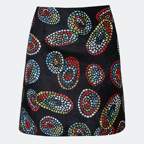 Opal Midnight Grande A-Line Skirt