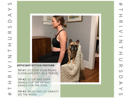 Efficient Sitting Posture For Everyone!