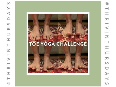 Toe Yoga Challenge!