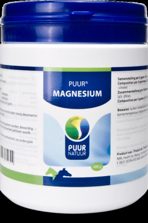 Puur Magnesium 500 gr