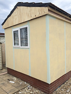 We Can Inspect Your Exterior Walls And Repair Where Necessary Also Insulate Home By Either Over Boarding Or Re If