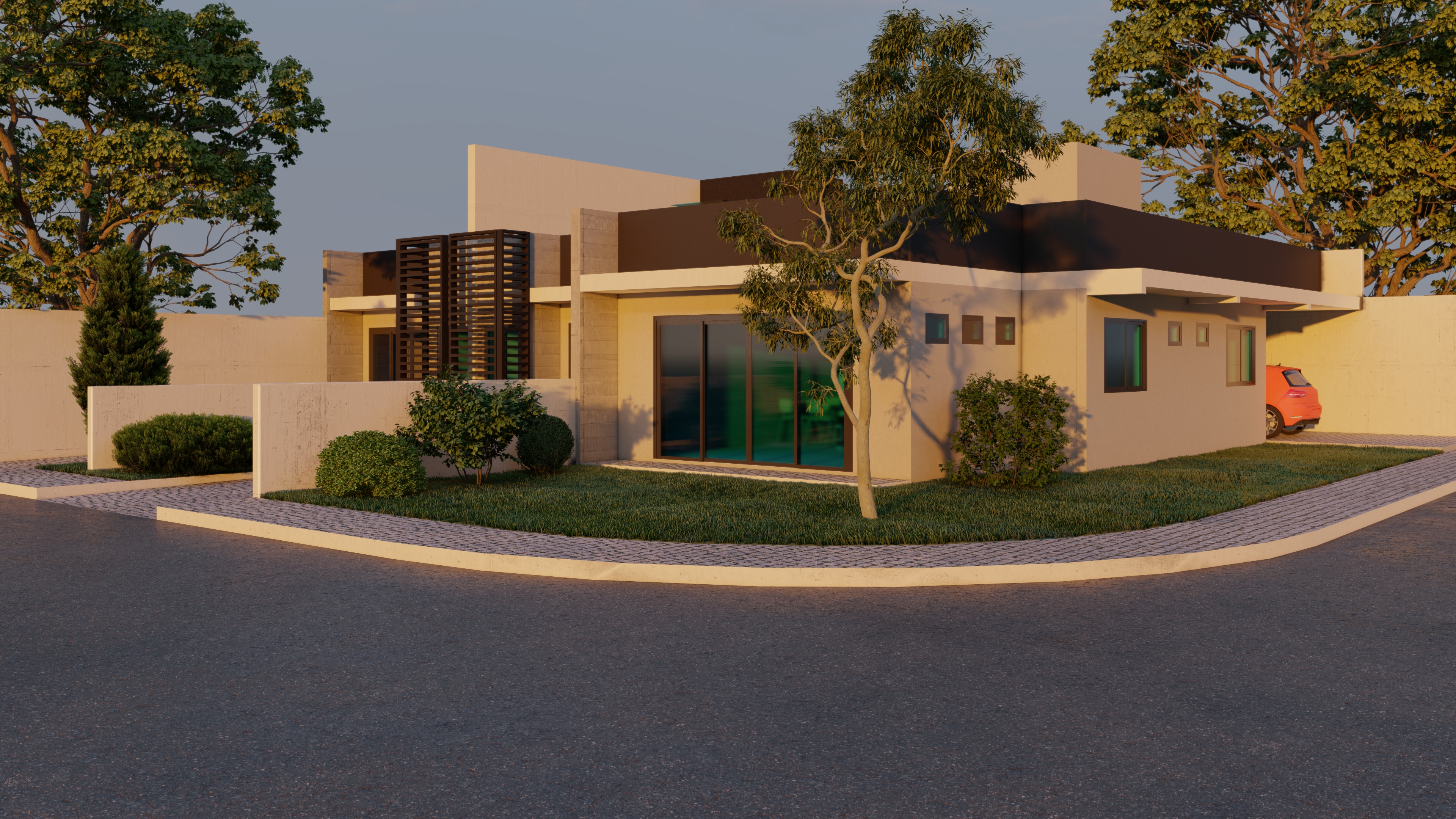 Casas geminadas Itoupava Central