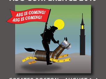 ASG Conference 2019 Will Be In Boston