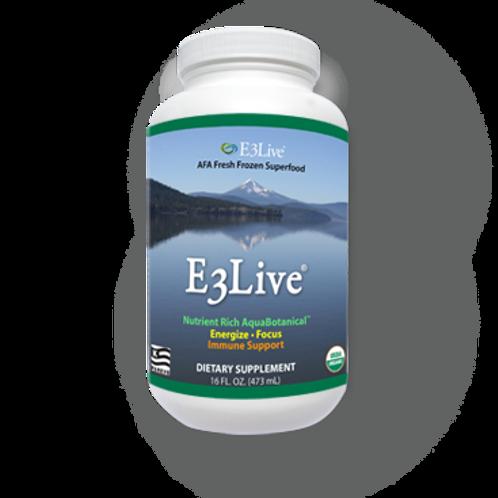 E3 Live Nutritional Algae