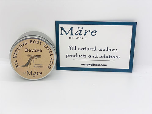 All Natural Body Exfoliator REVIVE