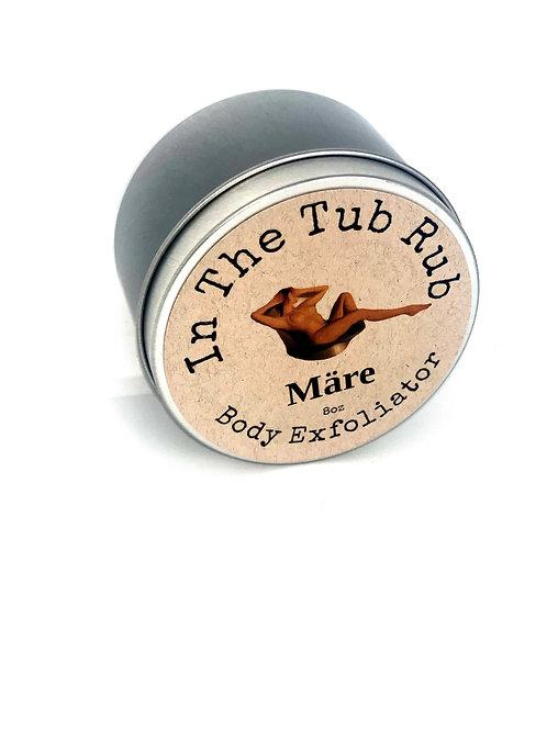 In The Tub Rub Body Exfoliator Lavender Chamomile