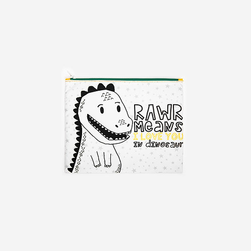 GREGORIO/RAWR CARTUCHERA