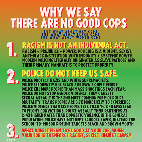 NO GOOD COPS