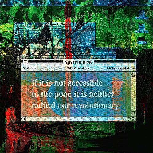 IF IT IS NOT...