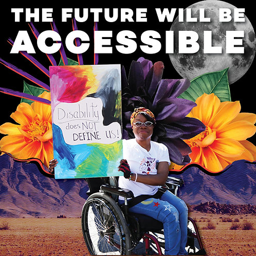 FUTURE WILL BE ACCESSIBLE