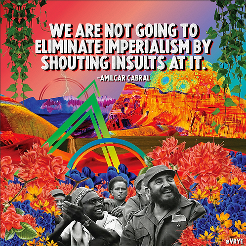 END IMPERIALISM