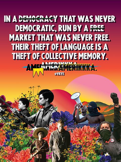 """""""DEMOCRACY"""""""