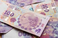compra y venta de peso argentino