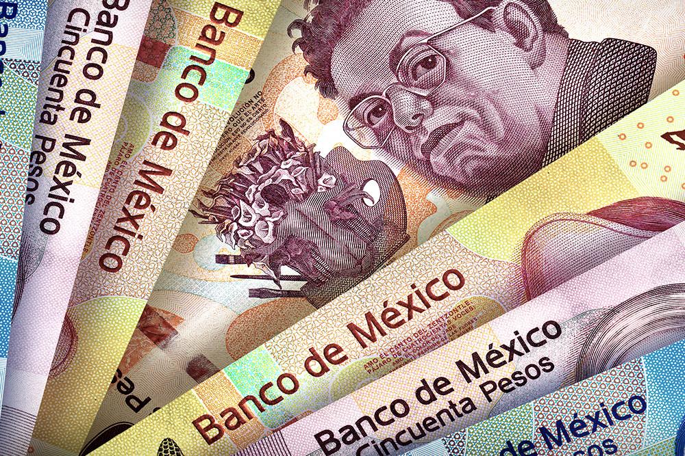 compra y venta de peso mexicano