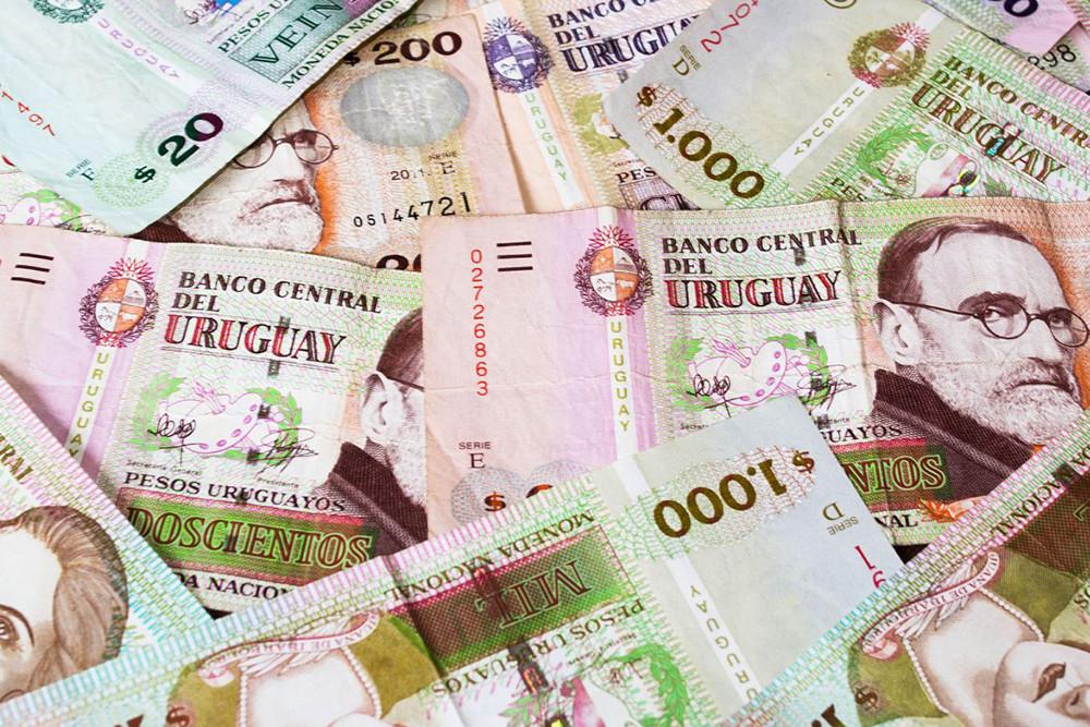compra y venta de peso uruguayo