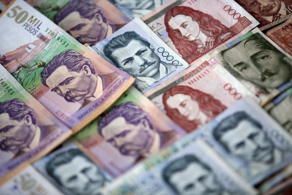 compra y venta de peso colombiano