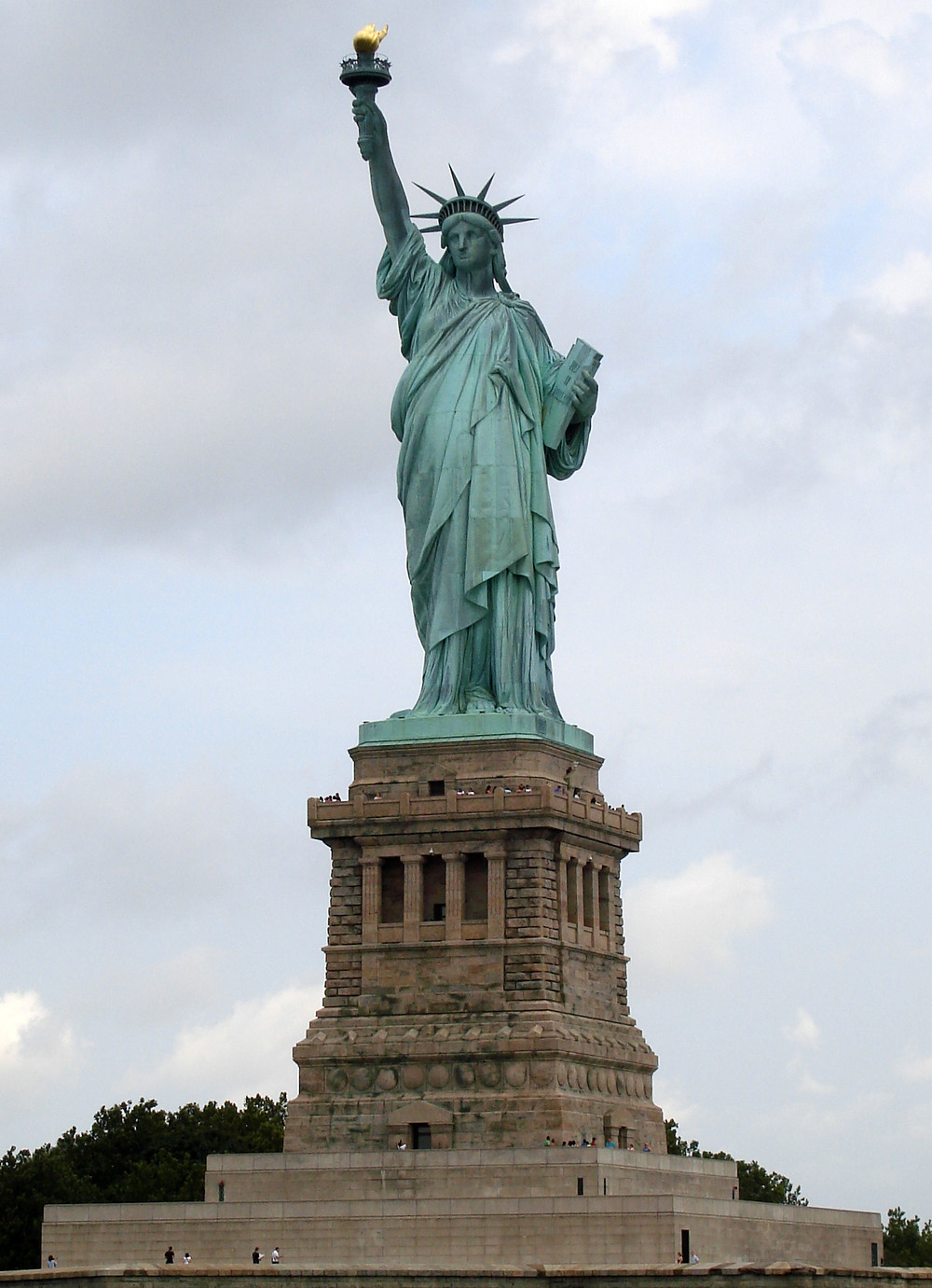 A symbol of our great immigrant country.