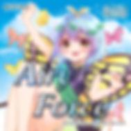RGB_【リサイズ&文字位置調整後】Airy Force ジャケット表 タイトル