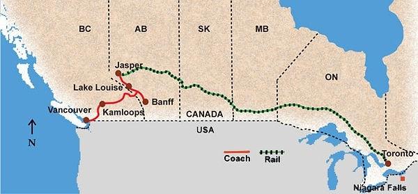 Great-Canadian-Adventure - Champlain Tou