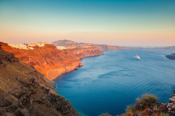 bigstock-Beautiful-Sunset-On-Santorini--
