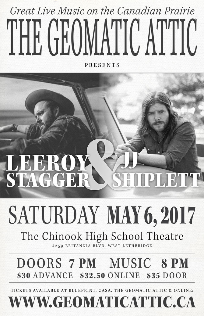 Hometown show May 6 @ Chinook High School Theatre!