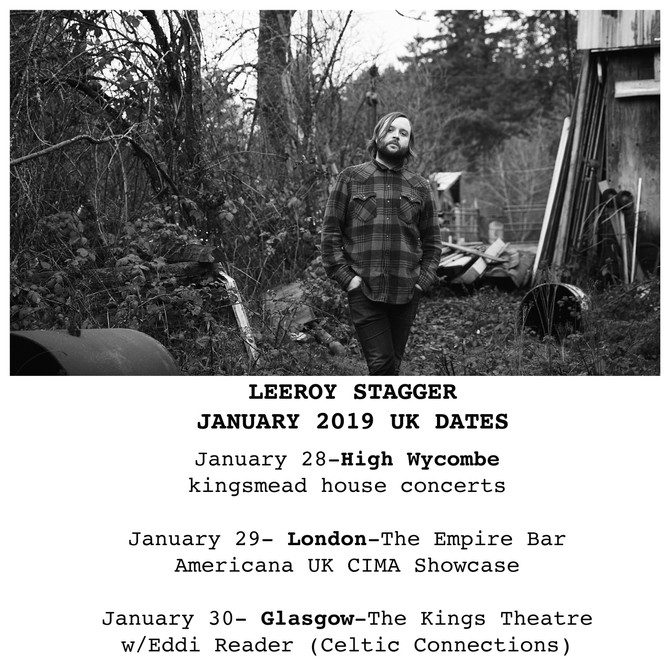 Leeroy Stagger is heading to the UK