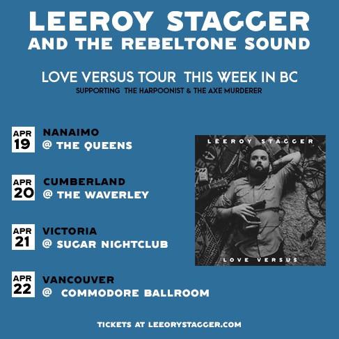 Love Versus Tour This Week In BC