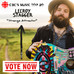 Vote Now For 'Strange Attractor' On CBC Music Top 20