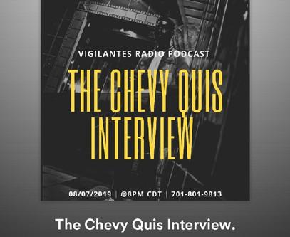 Vigilantes Radio Interview