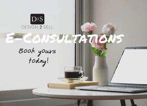 Design2Sell E-Consultation Service