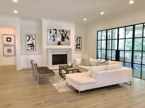 Luxury Buckhead Home Staged and Ready to Sell