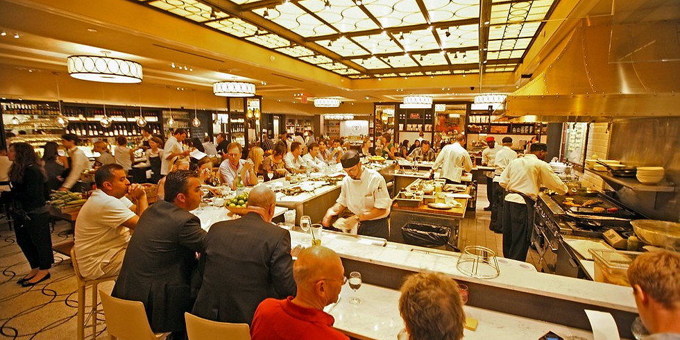 A Visit to the Gilded Age: the Morgan + Plaza Hotel (Tod English Food Hall)