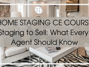 Design2Sell Offers Home Staging CE Courses for Atlanta Realtors