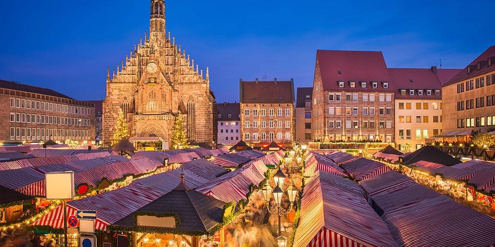 Magical Bavarian Christmas Markets 4 nights: Munich, Füssen & Neuschwanstein Castle