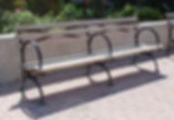 Name a park bench