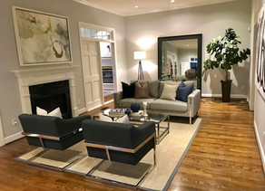 Luxuriously Charming Morningside Home Staging